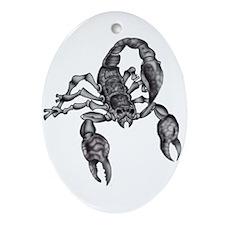 Stinger Ornament (Oval)