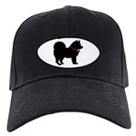 Christmas or Holiday Chow Chow Silhouette Black Ca