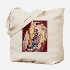 The Virgins Klimt Tote Bag