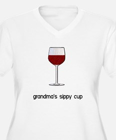 Grandma's Sippy Cup T-Shirt