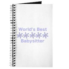 Best Babysitter Journal
