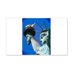 STATUE OF LIBERTY™ 22x14 Wall Peel