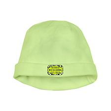 Bulldog PIT CREW baby hat