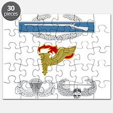 CIB Pathfinder Airborne Air Assault Puzzle