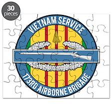 Vietnam 173rd Airbone CIB Puzzle