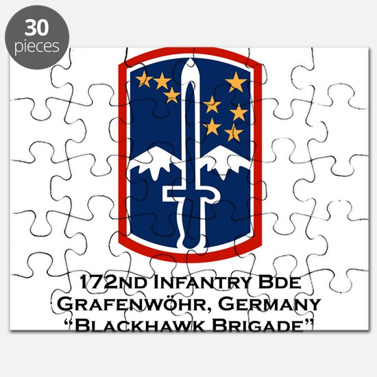 172nd Blackhawk Bde Puzzle