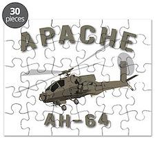 Apache AH-64 Puzzle