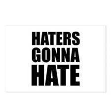 Haters Gonna Hate Postcards (Package of 8)