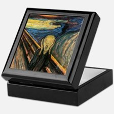 The Scream Keepsake Box