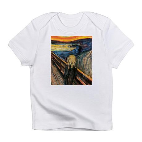 The Scream Infant T-Shirt