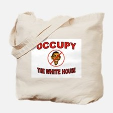 OCCUPY OVAL OFFICE Tote Bag