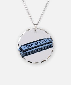 The Blues Harp Necklace