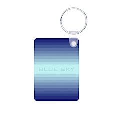 Blue Sky Keychains