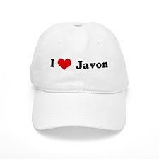 I Love Javon Baseball Cap