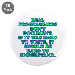 Real programmers - 3.5