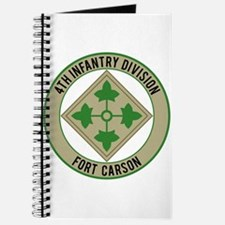 4th Infantry post Journal