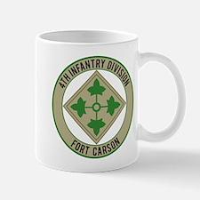 4th Infantry post Mug