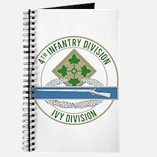 4th Infantry CIB Journal