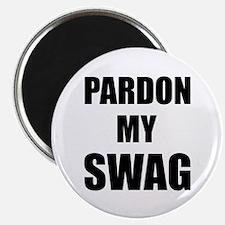 "Pardon My Swag 2.25"" Magnet (10 pack)"