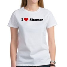 I Love Shamar Tee