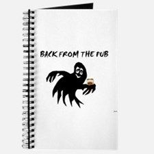 Ghost Back From The Pub Journal