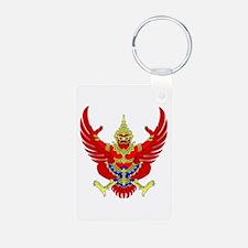 Thai Garuda Symbol Keychains