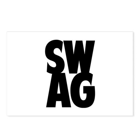 SWAG Postcards (Package of 8)