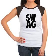 SWAG Women's Cap Sleeve T-Shirt