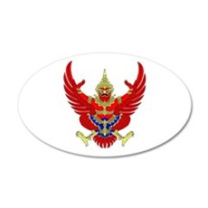 Thai Garuda Symbol Wall Decal