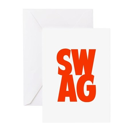 SWAG Greeting Cards (Pk of 10)