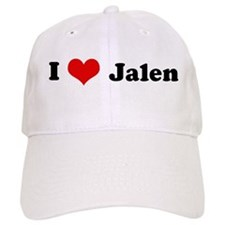 I Love Jalen Baseball Cap