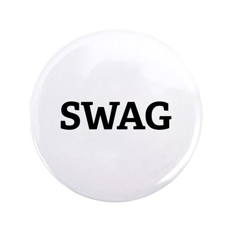 """SWAG 3.5"""" Button (100 pack)"""