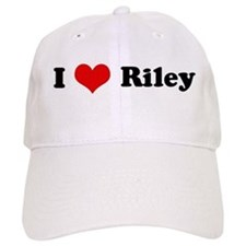 I Love Riley Baseball Cap