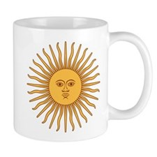 Sol de Mayo Mug