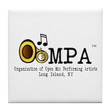 OOMPA Tile Coaster