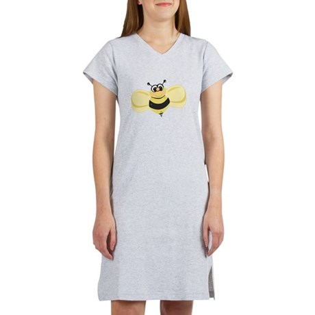 Cheery Bee Rosey Cheeks Women's Nightshirt