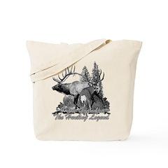I am Grandpa the hunting legend 3 Tote Bag