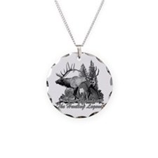I am Grandpa the hunting legend 3 Necklace