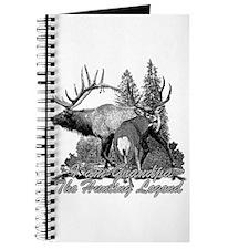 I am Grandpa the hunting legend 3 Journal