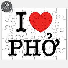 I Love (Heart) Pho Puzzle