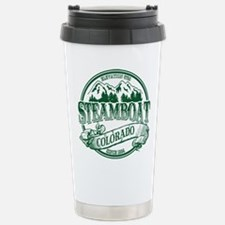 Steamboat Old Circle 3 Stainless Steel Travel Mug