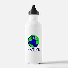 Unique Save the planet Water Bottle