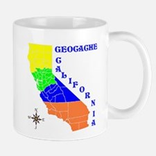 Geocache California Mug