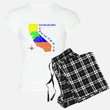 Geocache California Pajamas