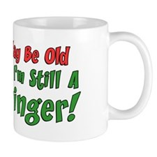 Still Swinger Golf Mug