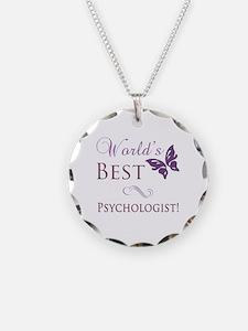 World's Best Psychologist Necklace