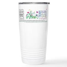 Cute Jennifer Travel Mug