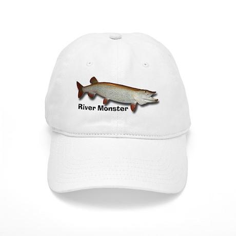 River Monster Muskie Cap