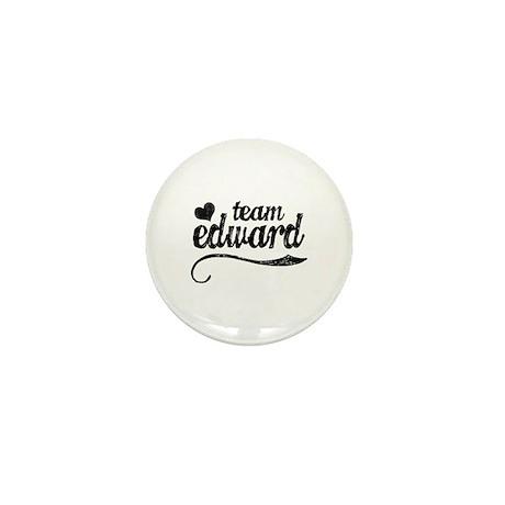 Team Edward Mini Button (10 pack)