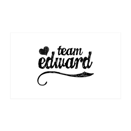 Team Edward 38.5 x 24.5 Wall Peel